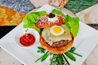 Hamburger termahal