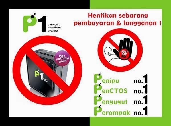 p1 max tipu pelanggan
