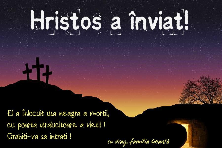 Hristos Anesti !
