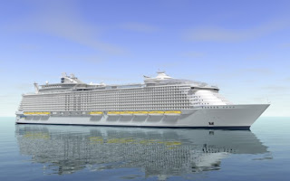 Royal Caribbean's Oasis Class Ship Ordered From STX France