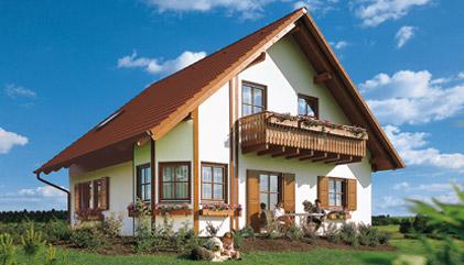 Shabby country life le tipiche case in legno for Case in legno svantaggi