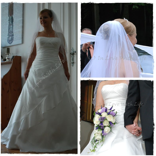 Meine Hochzeit - Mein Brautkleid - Mein Brautstrauß