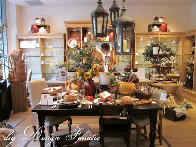 dining rooms pottery barn inspiration diy design fanatic september 2011