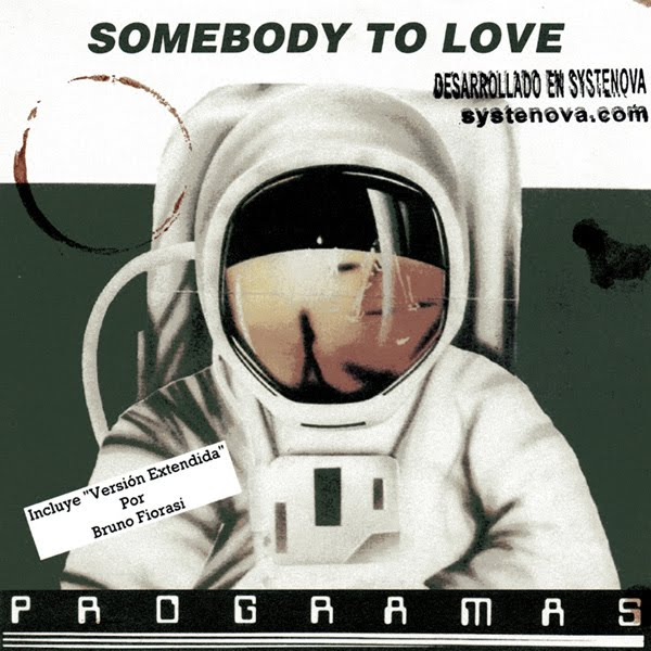 Programas - Somebody To Love (New Italo-Disco 2011)