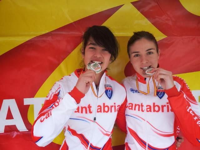 Ciclistas Cantabras