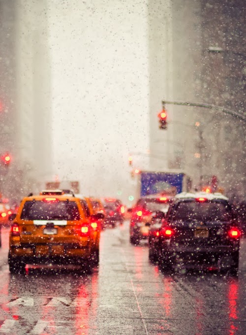 Drive the vehicles safe in winter