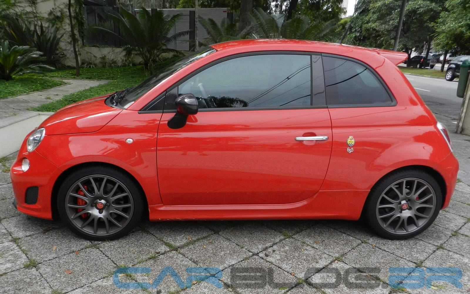 Fiat 500 Ferrari Tributo 224 Venda Por R 220 Mil No Brasil