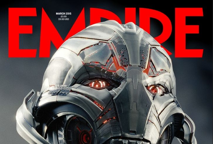 MOVIES: Avengers: Age Of Ultron - Empire Magazine Images