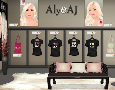 Aly&AJ Shop