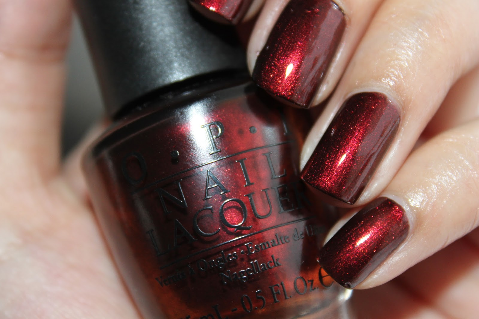 DSK Steph!: OPI Germany Collection: German-icure By OPI, Every Month ...
