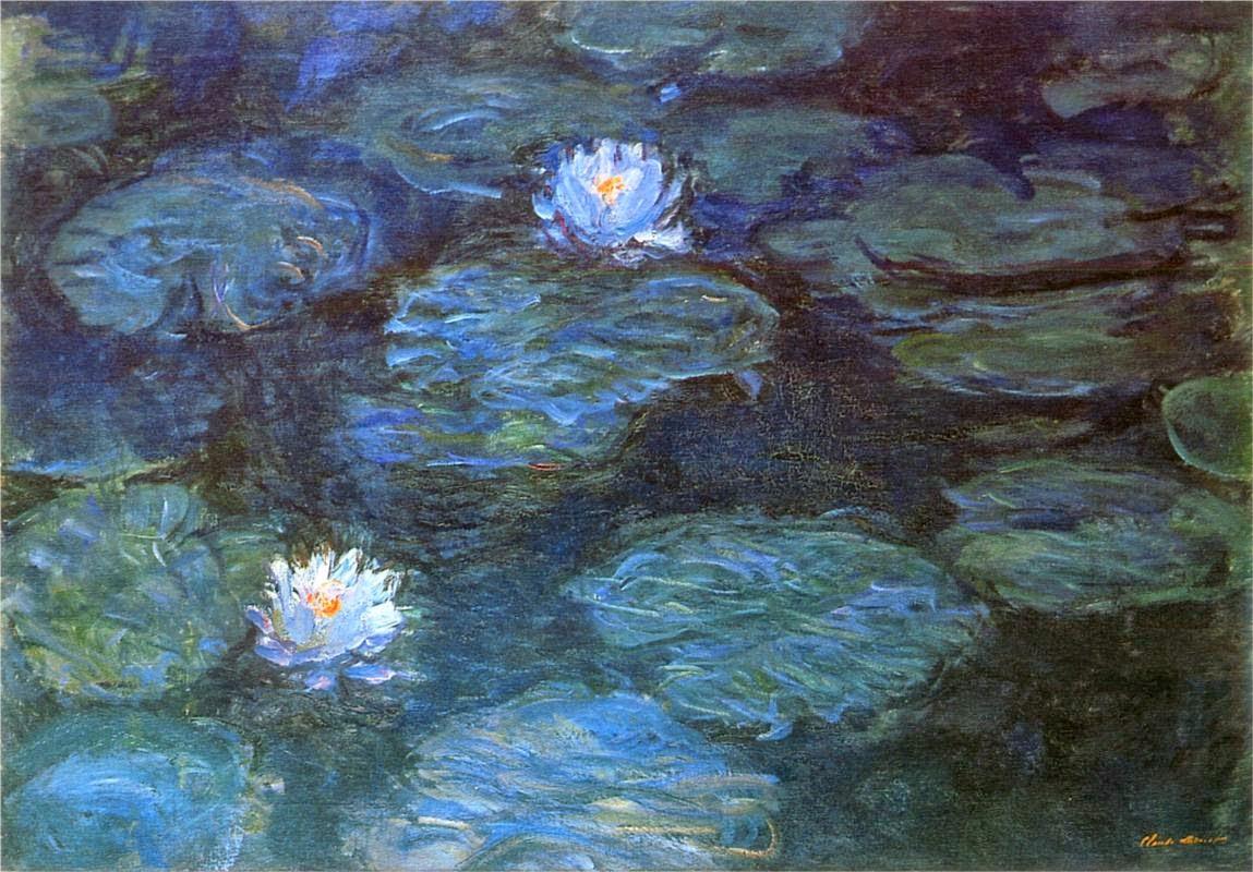 Absyntowa Wróżka O Impresjonizmie Claude Monet Ulubione Obrazy I