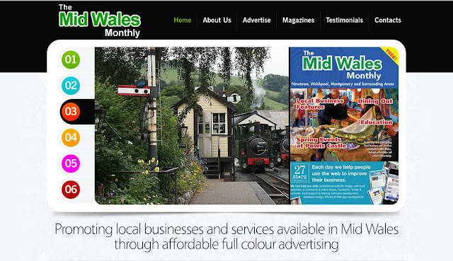 mid wales monthly