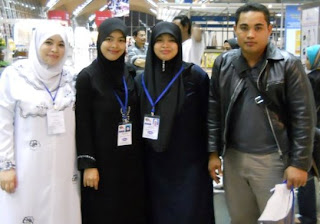 Siblings (Umrah 8-20 Mac 2011)