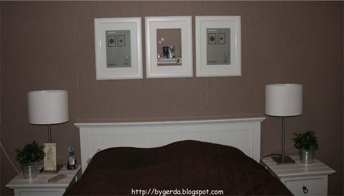 By gerda - Schilderij romantische kamer ...