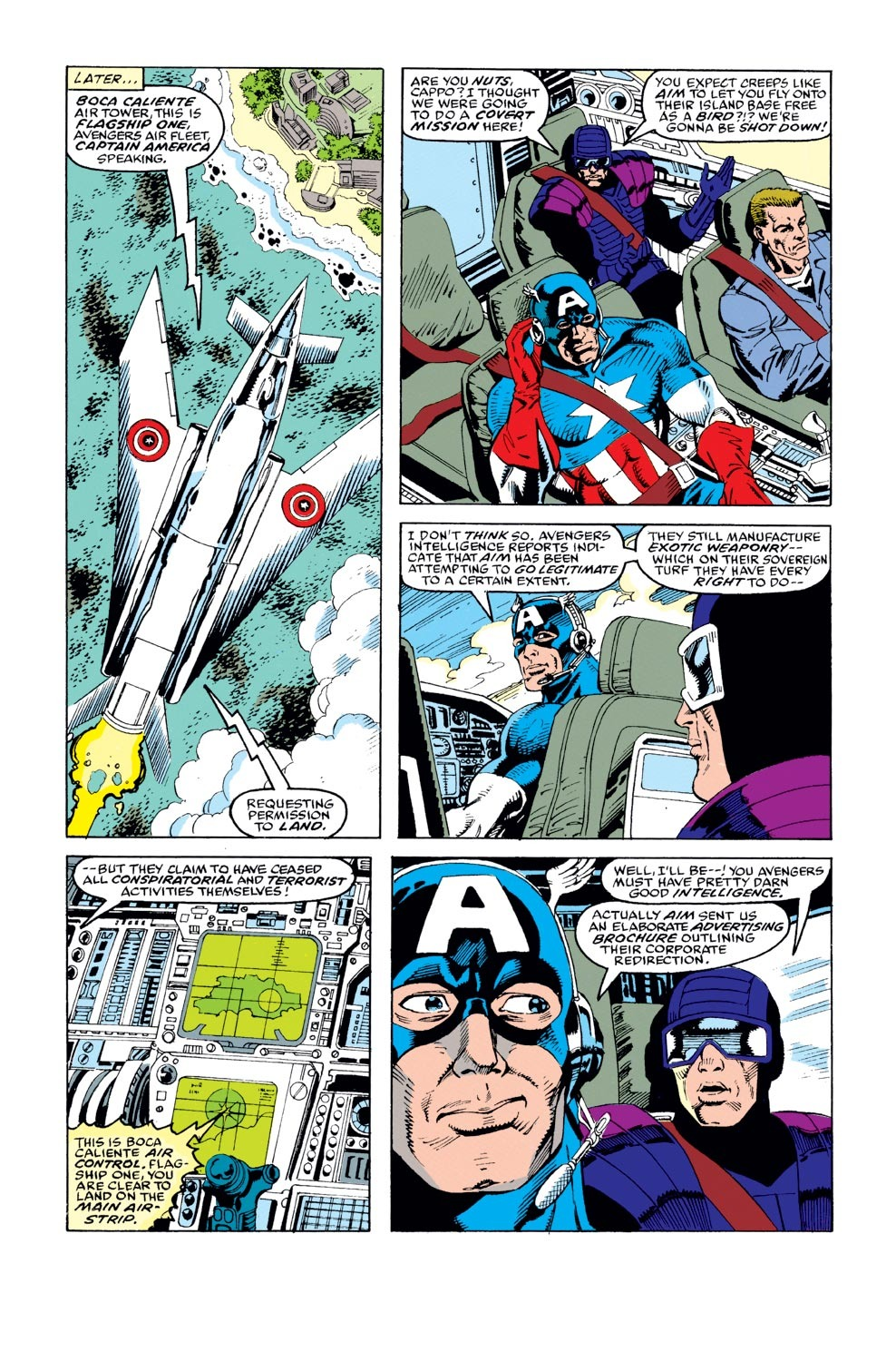 Captain America (1968) Issue #387 #320 - English 10