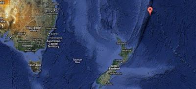 terremoto nueva zelanda 21 de Octubre de 2011