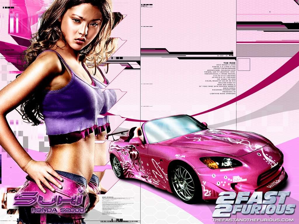 Fast And Furious  Suki Car