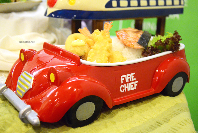 Sakae Kid's Meal - Fire Engine - RM14.99