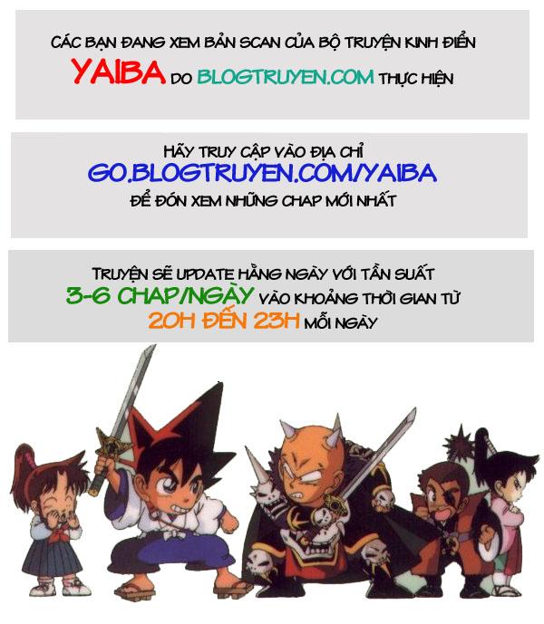 Yaiba chap 1 Trang 1 - Mangak.info