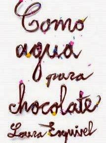 """2º de Bachillerato, """"Como agua para chocolate"""""""