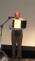 nos habló del poeta José Hierro y presentó el acto