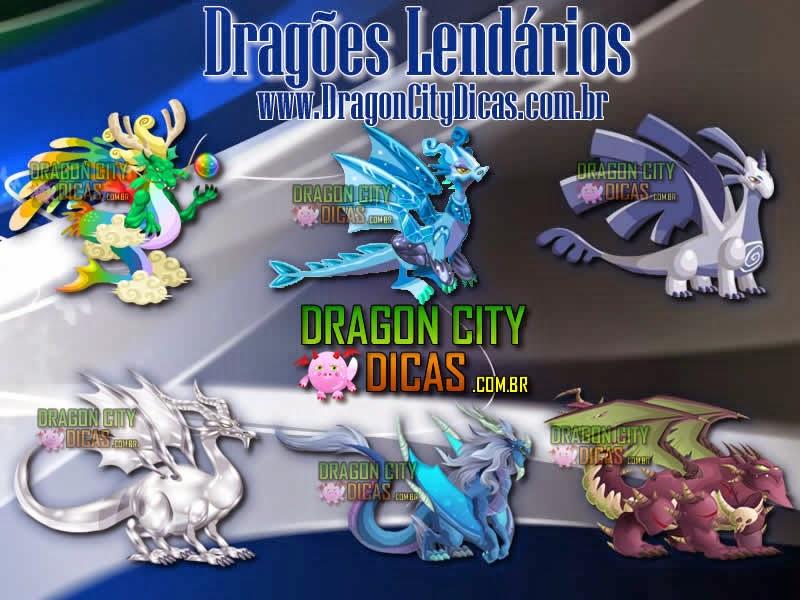 Dragões Lendários