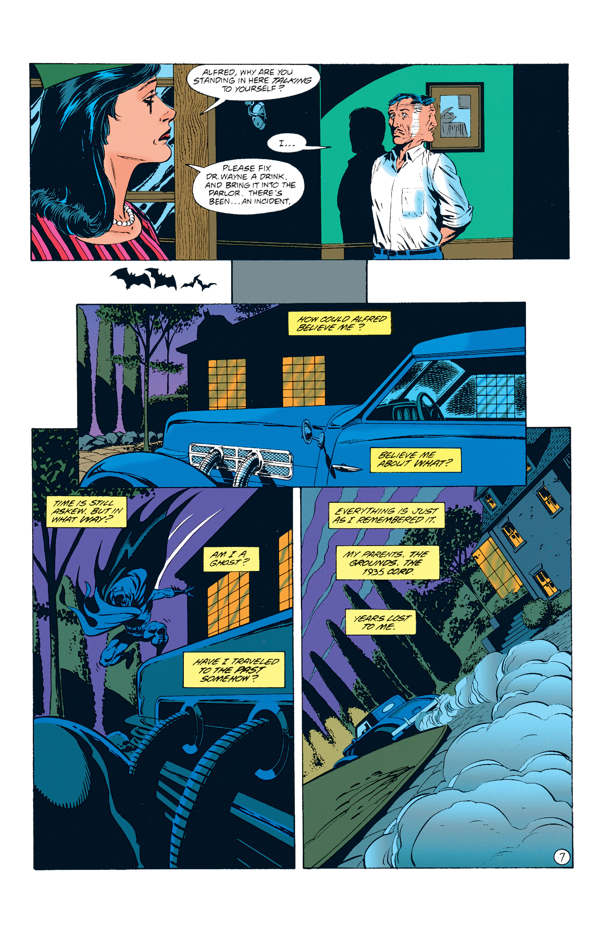 Detective Comics (1937) Issue #678 Page 8