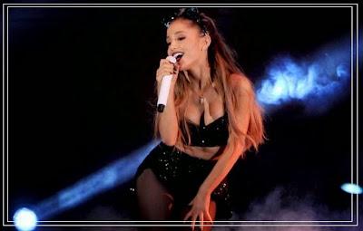 "Ariana Grande ""Break Free"" LA Performances"