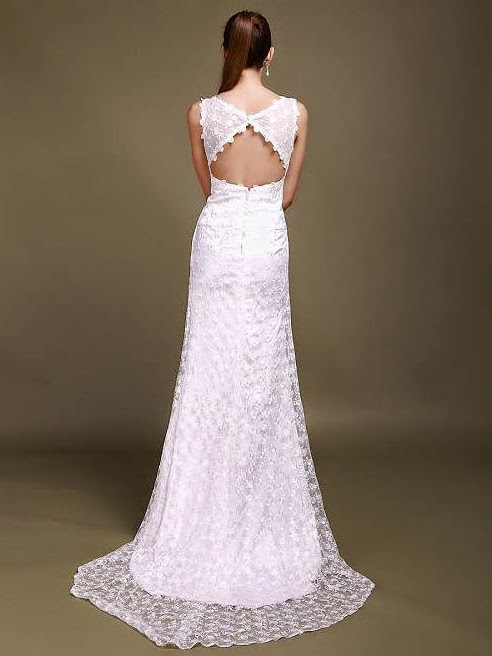 Lace Backless Wedding Dresses UK Photos HD Concepts Ideas