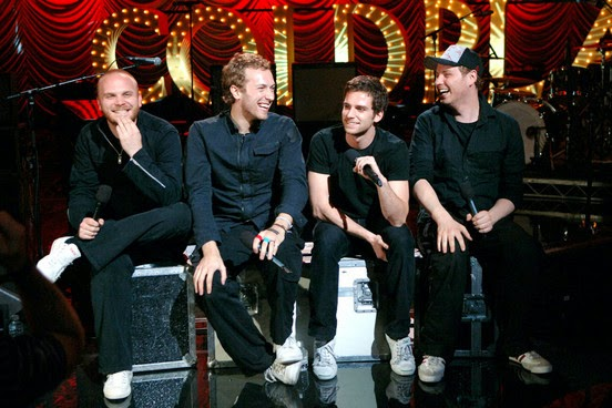 "Coldplay lança clipe de ""True Love"""