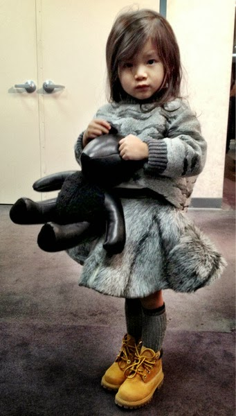style-rx.ca: Fashion Crush: Aila Wang
