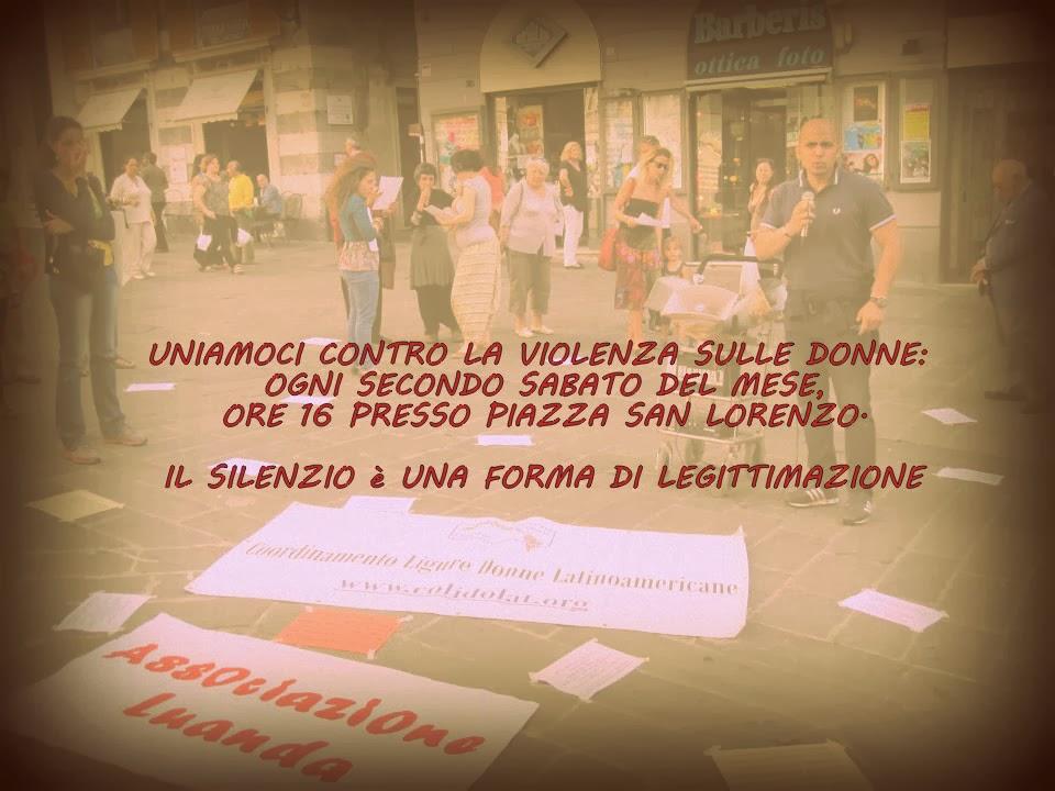 Uniti contro la violenza sulle donne