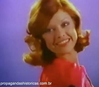 Campanha da década de 70 da moda jovem no Mappin.