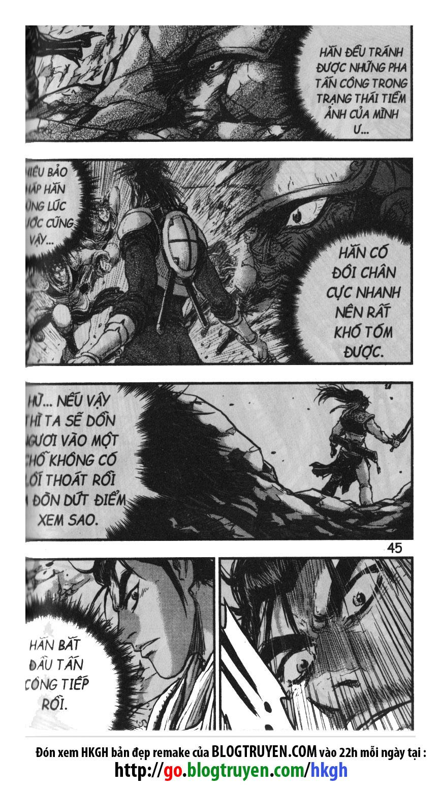 Hiệp Khách Giang Hồ chap 414 page 9 - IZTruyenTranh.com