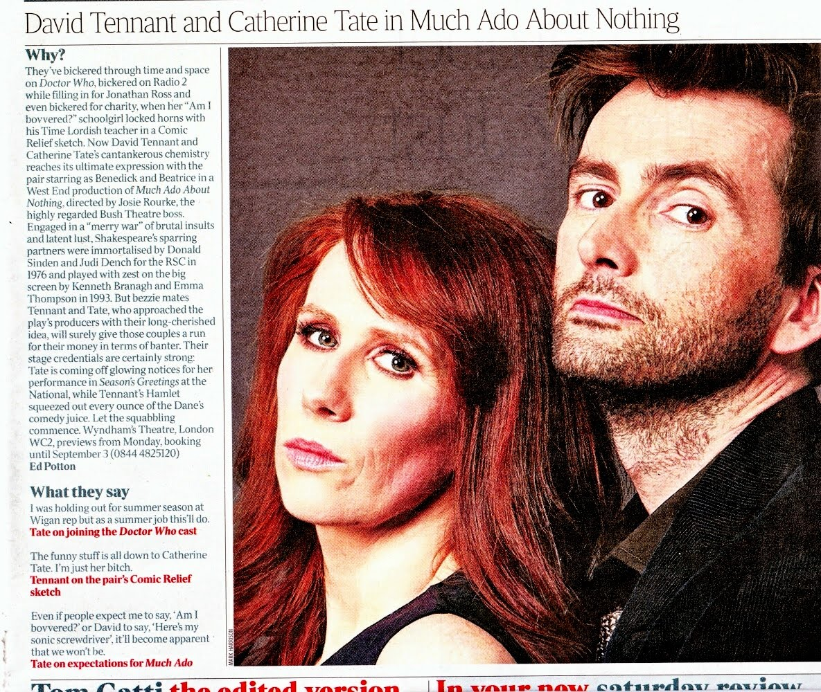 Much Ado About Nothing David Tennant