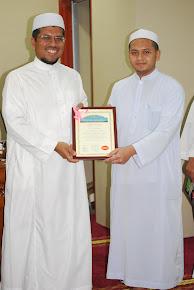 PELANCARAN DANA WAQAF MADRASAH OLEH AL-FADIL DR HJ ZAHAZAN MOHAMED