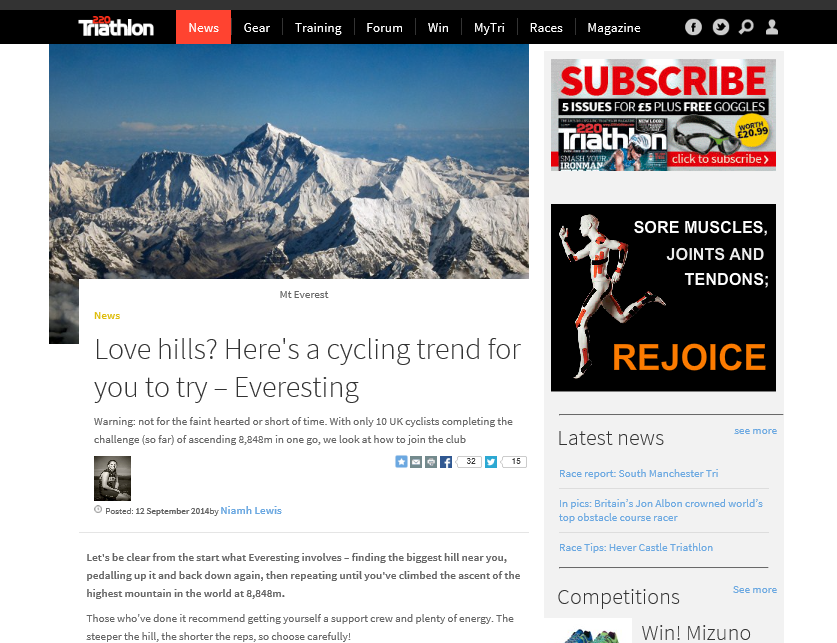 http://www.220triathlon.com/news/love-hills-heres-a-cycling-trend-for-you-to-try--everesting/9148.html