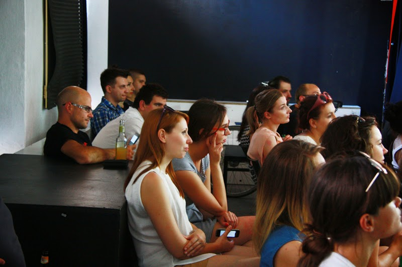 Marketing Meeting, Łódź, spotkanie, event, ludzie, publiczność