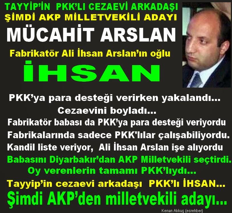 TAYYİP'İN PKK'LI CEZAEVİ ARKADAŞI