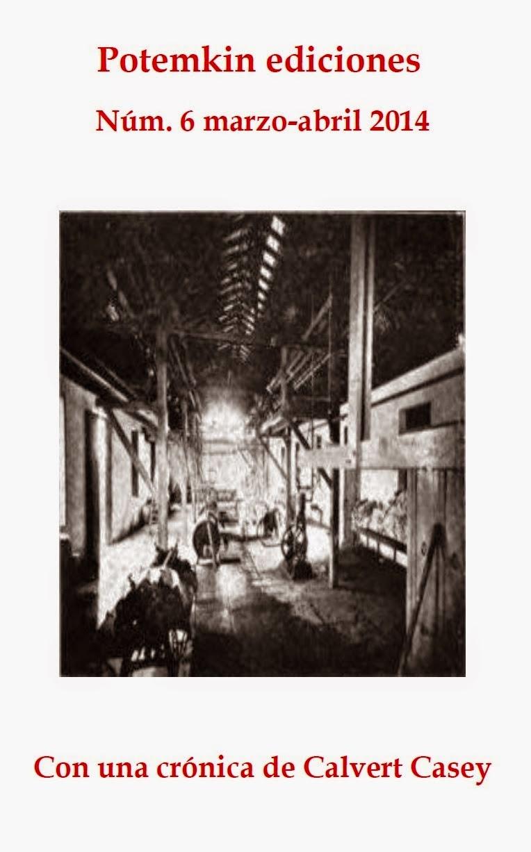 Potemkin ediciones No. 6