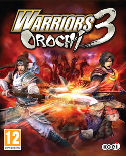 warriors orochi game