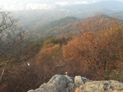 hills steep