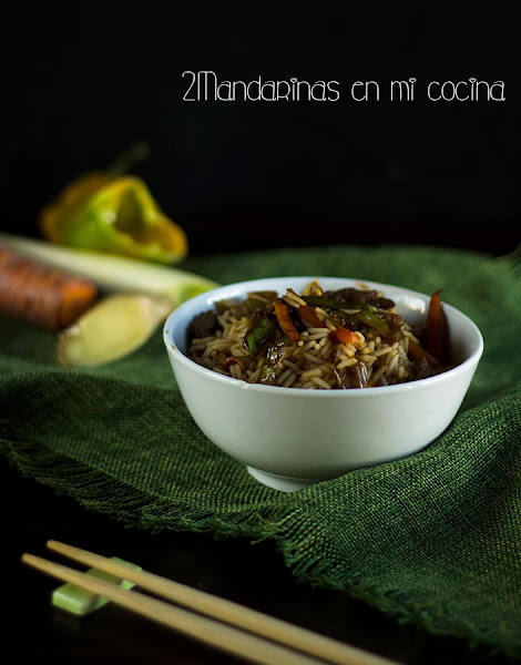 Arroz thai cocinar en casa es for Cocinar wok en casa