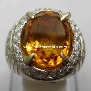 Batu Permata Natural Citrine | Yellow Citrine | Permata Murah | Batu Permata Asli | garansi Natural