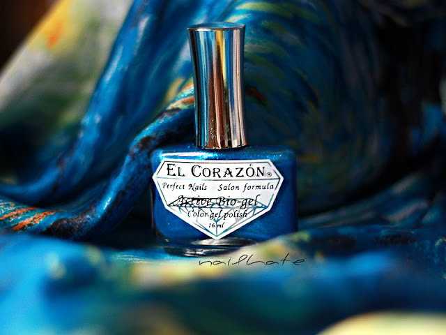 El Corazon Activ Bio-Gel 423/576 Magic Heart of Ocean