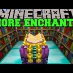 MoreEnchant  Minecraft More Enchants Mod 1.7.2