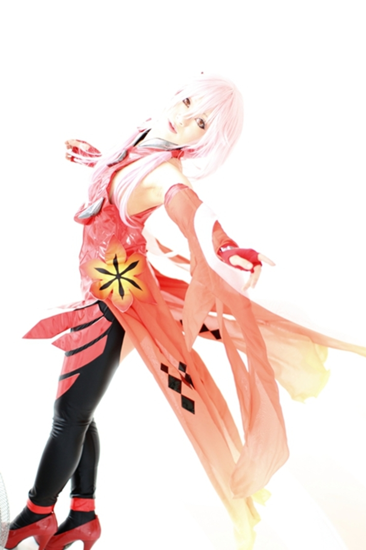 how to make inori yuzuriha costume