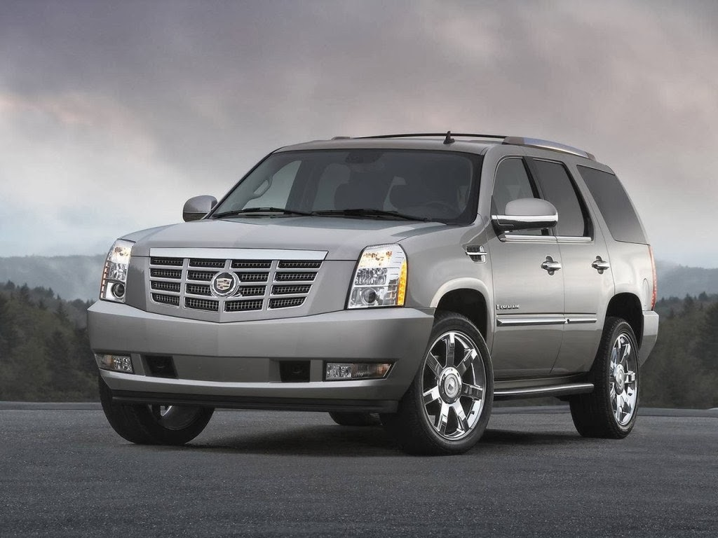 New Cadillac Escalade Design