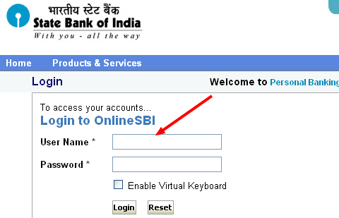 Online Banking: How to : SBI Account Statement Easily Online Hdfc Netbanking