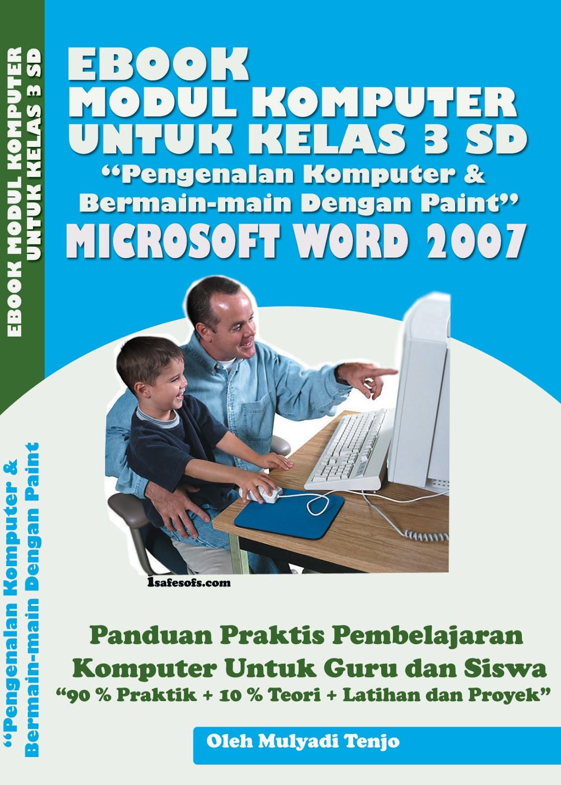 MulyadiTenjo.Com: Ebook Modul TIK Kelas 3 SD